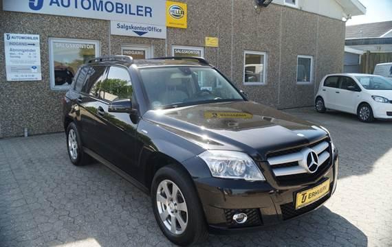 Mercedes GLK220 2,2 CDi BE Van
