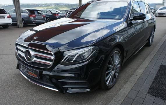 """Mercedes E220 d T 9G AMG Line Distr. Totw. AHK 20""""Om Virksomheden:"""
