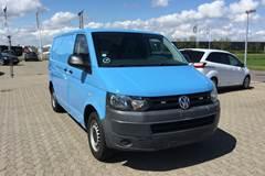 VW Transporter 2,0 TDi 114 Kassevogn kort BMT