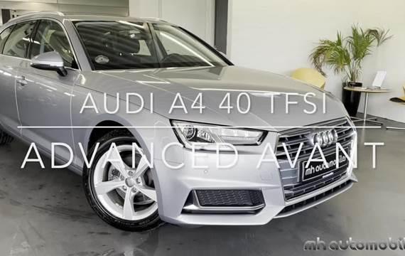 Audi A4 TFSi Advanced Avant S-tr.