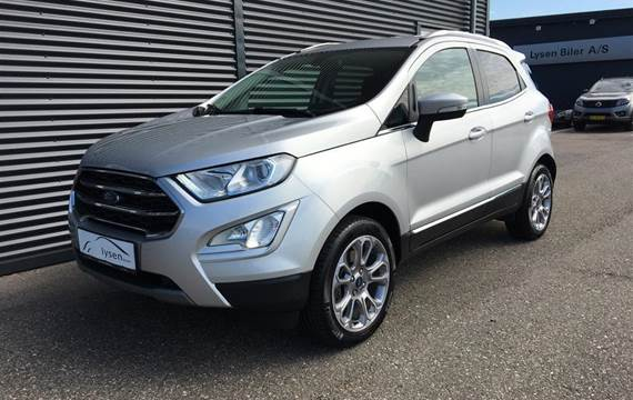 Ford EcoSport 1,0 EcoBoost Titanium  5d