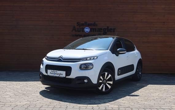 Citroën C3 1,2 PureTech 110 SkyLine EAT6