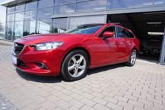 Mazda 6 2,2 SkyActiv-D 150 Core Business stc. aut