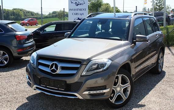 Mercedes GLK350 3,0 CDi aut. 4Matic BE