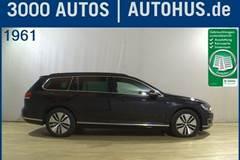 VW Passat Var. GTE 1.4 TSI AID Navi LED StandHzg