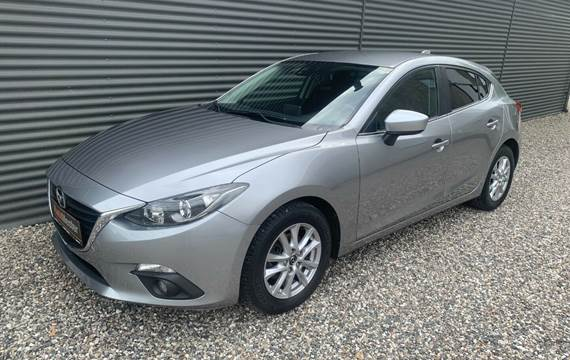 Mazda 3 1,5 SkyActiv-G 100 Vision