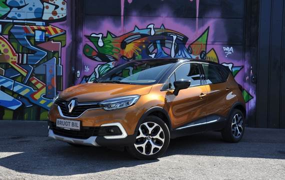 Renault Captur 1,5 dCi 90 Intens EDC