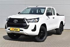 Toyota HiLux 2,4 Extra Cab  D-4D T2 AWD  Pick-Up 6g