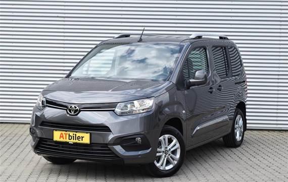 Toyota ProAce City 1,5 Medium  D Comfort Bagklap  Van