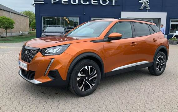 Peugeot 2008 1,5 BlueHDi 130 Edition:210+ EAT8
