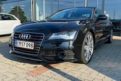 Audi A7 3,0 TDi 245 Sportback quattro S-tr.