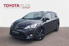 Toyota Verso 1,8 7 pers.  VVT-I T2 Premium Multidrive S  6g Aut.