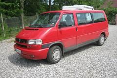 VW Caravelle 2,5 TDi 102 Comfort