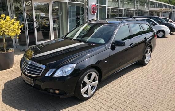 Mercedes E250 2,2 CDi stc. aut. BE