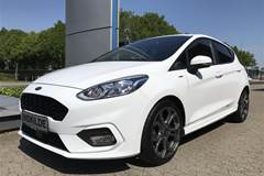 Ford Fiesta 1,0 EcoBoost ST-Line Start/Stop 140HK 5d