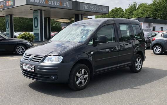 VW Caddy 1,9 TDi 75 Life