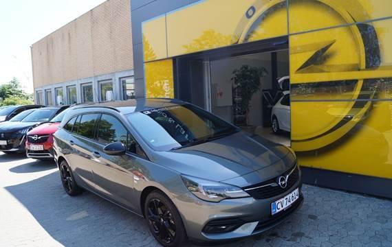 Opel Astra 1,5 D 105 CityLine Sports Tourer