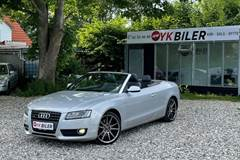 Audi A5 2,0 TFSi 211 Cabriolet Multitr.