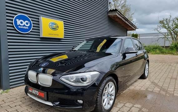 BMW 120d 2,0 Urban Line aut.