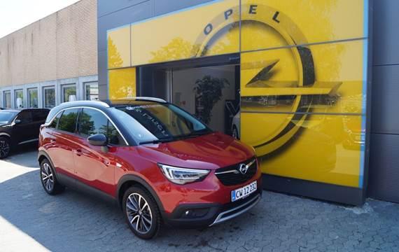 Opel Crossland X 1,2 Sport