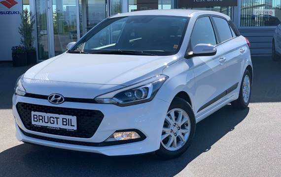 Hyundai i20 GO EM
