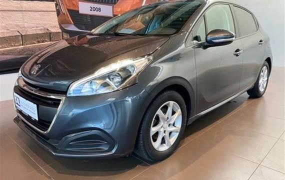 Peugeot 208 1,6 BlueHDi Envy  5d