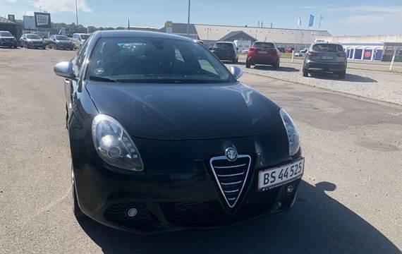 Alfa Romeo Giulietta 2,0 JTD 140 Sportiva QV