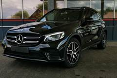Mercedes GLC250 d 2,2 Mercedes GLC 250d 2,2 AMG line 4Matic