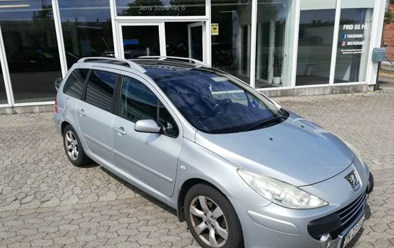Peugeot 307 1,6 HDi 109 Complete SW