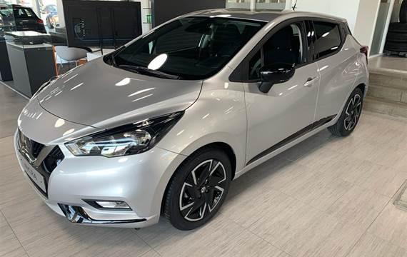 Nissan Micra 1,0 N-Design  5d