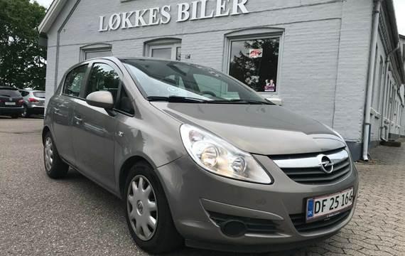 Opel Corsa 1,2 16V Enjoy aut.