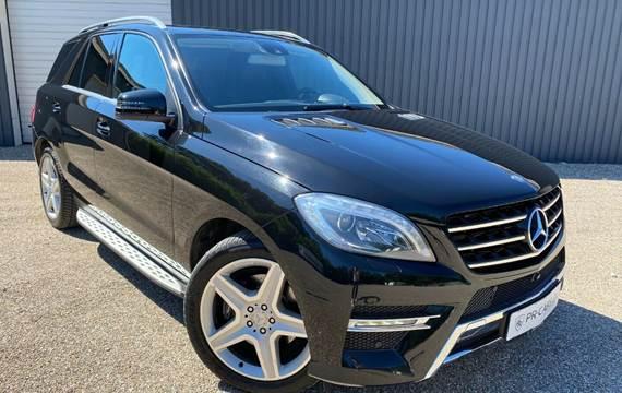 Mercedes ML350 3,0 BlueTEC aut. 4Matic