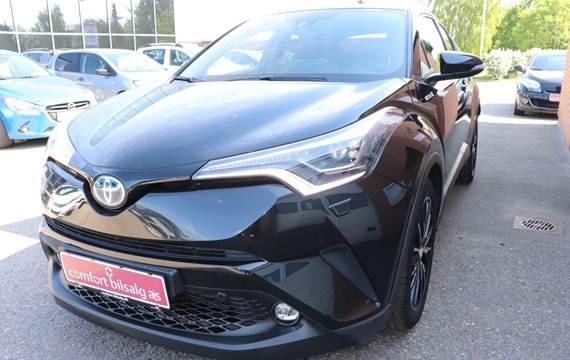 Toyota C-HR 1,8 Hybrid C-HIC CVT
