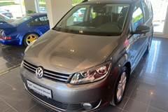 VW Touran 2,0 TDi 140 Match BMT Van