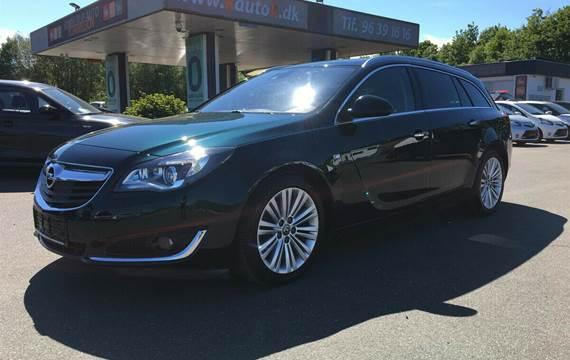 Opel Insignia 2,0 CDTi 163 Cosmo Sports Tourer eco
