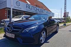 Mercedes E350 d Cabriolet AMG-LineOm Virksomheden: