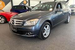Mercedes C200 1,8 CGi stc. aut. BE