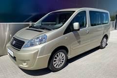 Fiat Scudo 1,6 MJT 90 Combinato K 5/6prs