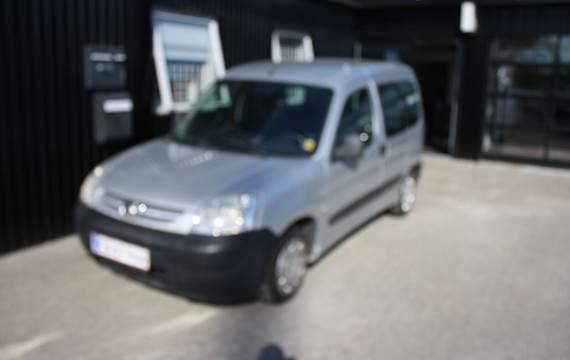 Peugeot Partner 1,6 HDi X-Line