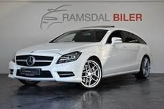 Mercedes CLS500 4,7 Shooting Brake aut. BE