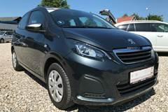 Peugeot 108 1,0 e-VTi 72 Like+