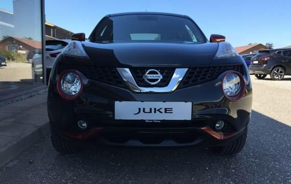 Nissan Juke 1,2 Dig-T 115 N-Connecta