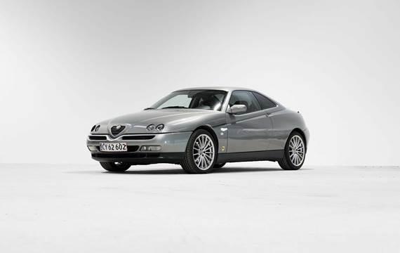 Alfa Romeo GTV 2,0 V6 TB