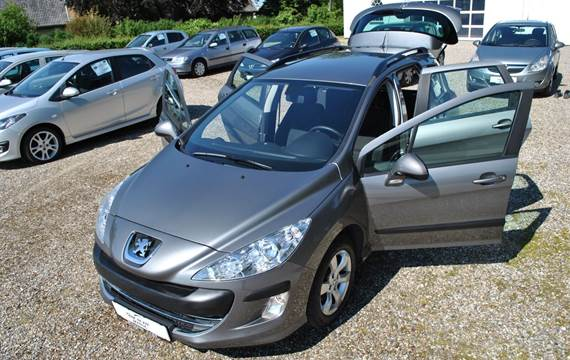 Peugeot 308 1,6 VTi Comfort+ SW