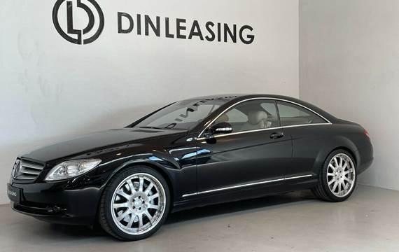 Mercedes CL500 5,5 V8 aut.