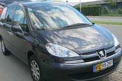Peugeot 807 2,0 Van