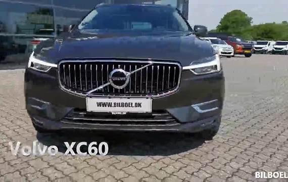 Volvo XC60 2,0 D5 235 Inscription aut. AWD