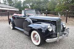 Packard Super Eight 4,6 Deluxe Cabriolet