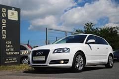 Audi A3 1,6 TDi Attraction Sportback S-tr. Van