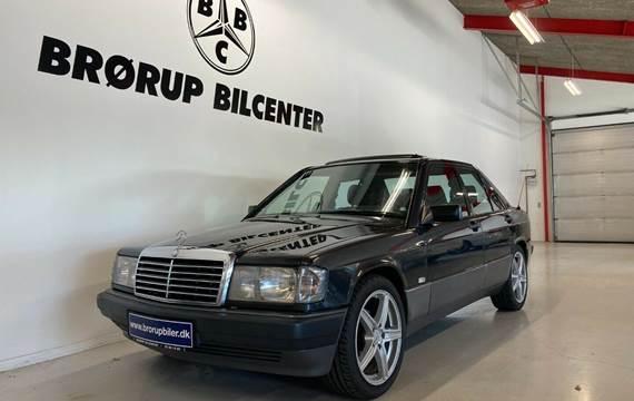 Mercedes 190 E 2,0 aut.